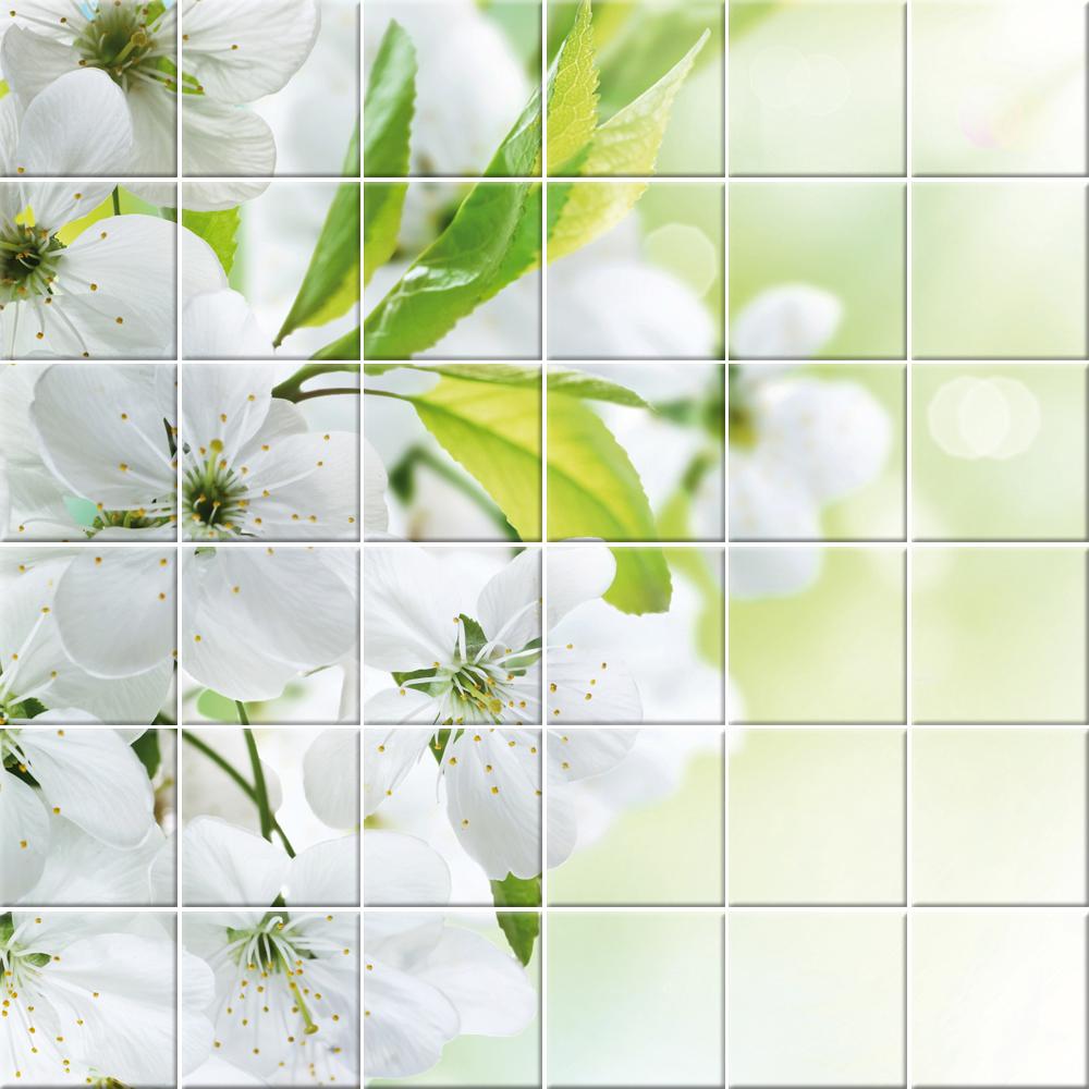 wallstickers folies flowers tiles wall stickers wallstickers folies fish tiles wall stickers